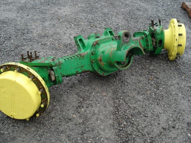 John Deere Tractor Axle : Forbidden