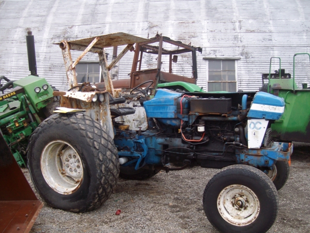 Ford - New Holland 5610 Picture 2