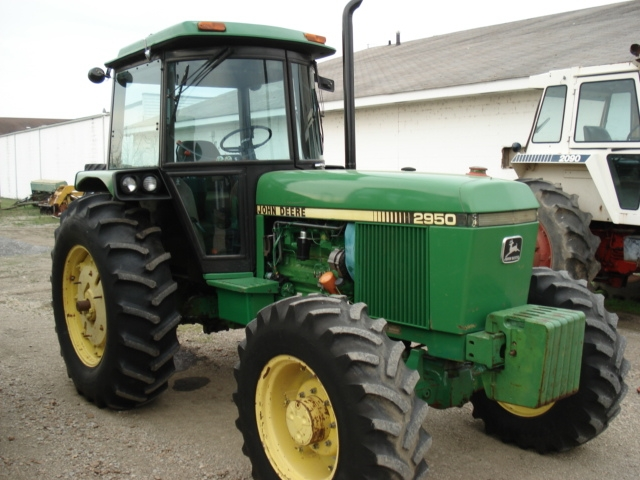 Search for John Deere 2950 tractor parts ready to ship John Deere 2950