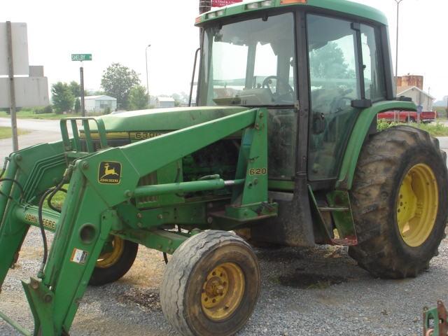John Deere 6300 Picture 2