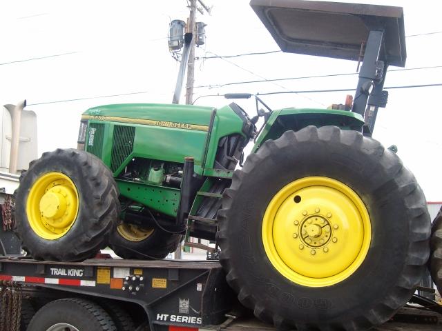 John Deere 7700 Picture 1