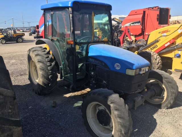 Ford - New Holland TN75S Picture 1