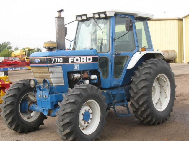 Ford - New Holland 7740 Picture 2