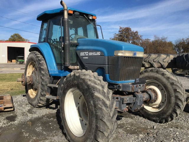 Ford - New Holland 8870 Picture 1