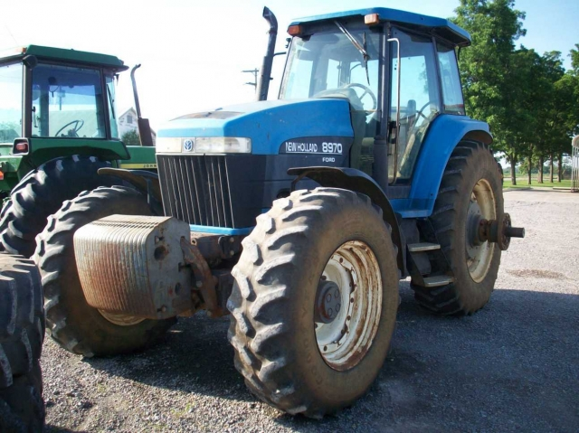 Ford - New Holland 8970 Picture 1
