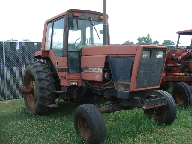 International Harvester (IH) 5088 Picture 2