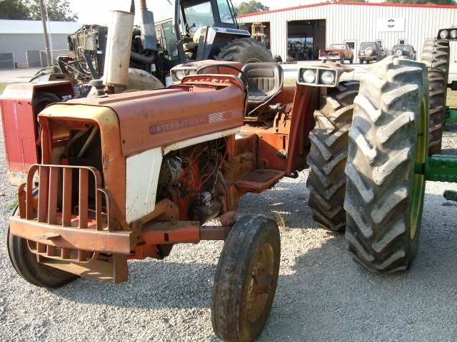 Parts For Ih 574 : International harvester ih salvage tractor at