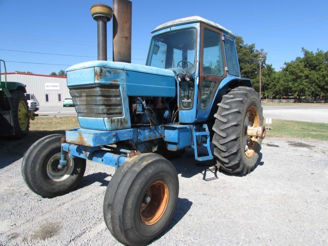 Ford - New Holland 9700 Picture 2