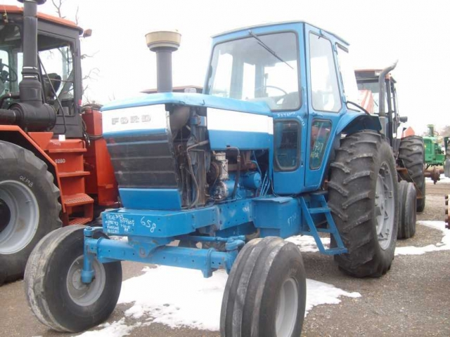 Ford - New Holland 9700 Picture 1