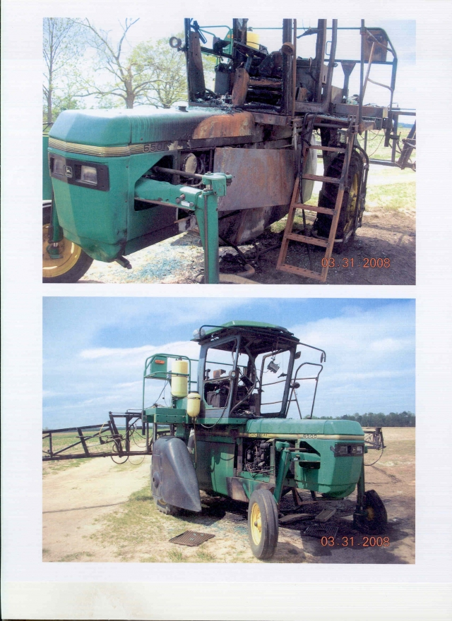 John Deere 6500 Hi-Cycle Picture 2