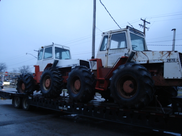 Case 2670 salvage tractor at bootheel tractor parts for 2670 5
