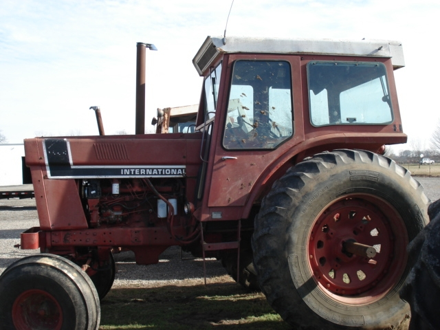 International Harvester (IH) 1566