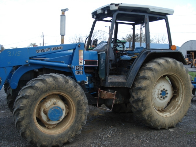 Ford - New Holland 8240