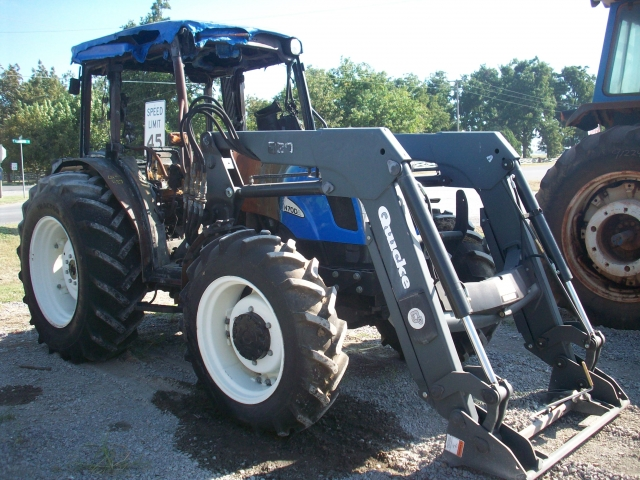 Ford - New Holland TN70