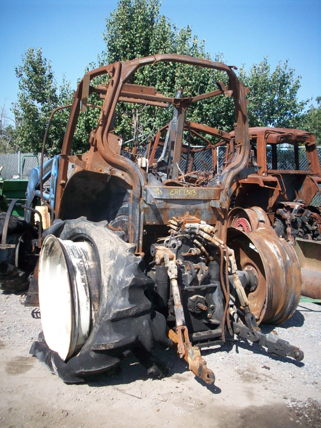 Ford - New Holland TA125 Picture 2