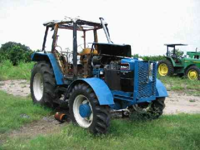 Ford - New Holland 6640 Picture 1