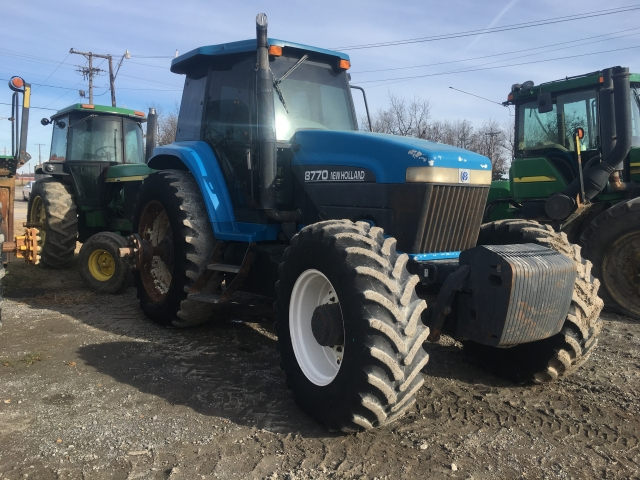 Ford - New Holland 8770 Picture 2