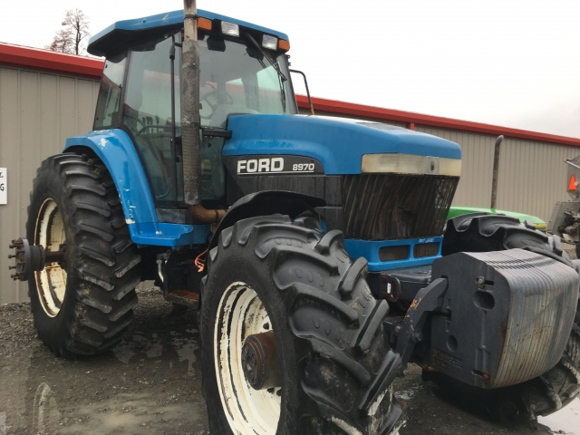 Ford - New Holland 8970 Picture 2