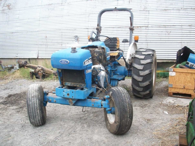 Ford - New Holland 4630 Picture 1