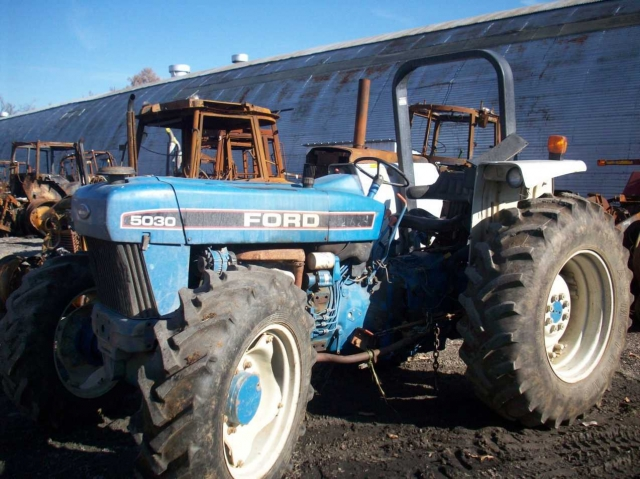 Ford - New Holland 5030 Picture 1