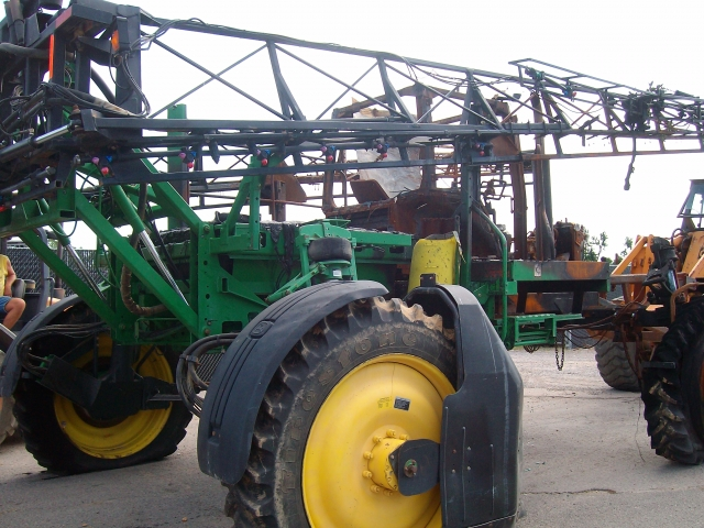 John Deere 4710 Hi-Cycle