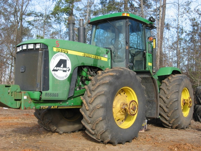 John Deere 9400 Picture 1
