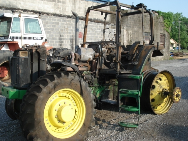Used Tractor Parts : John deere salvage tractor at bootheel parts