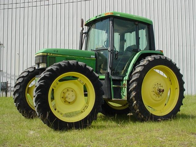 John Deere 6400 Picture 2