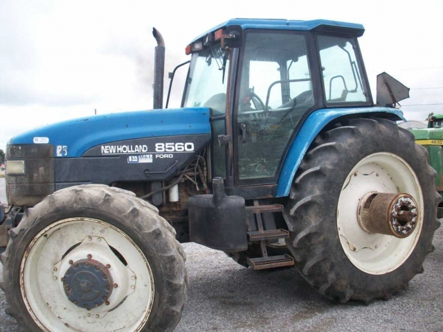Ford - New Holland 8560 Picture 1