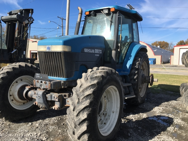 Ford - New Holland 8870 Picture 2