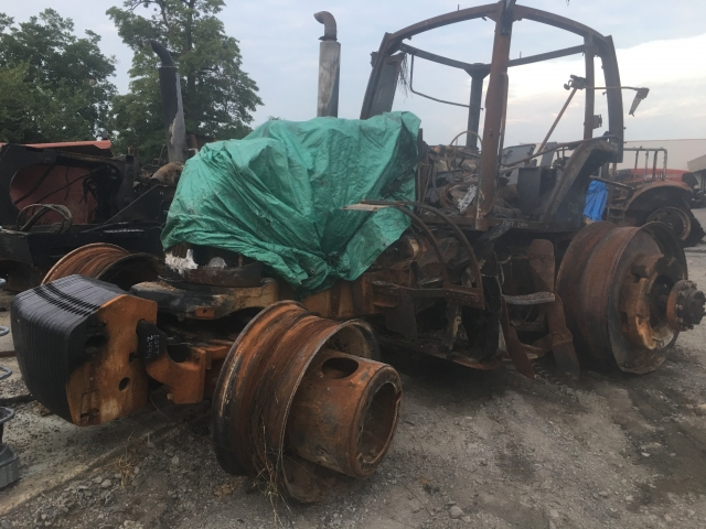 Ford Tractor Salvage Mo : Ford new holland tg salvage tractor at bootheel