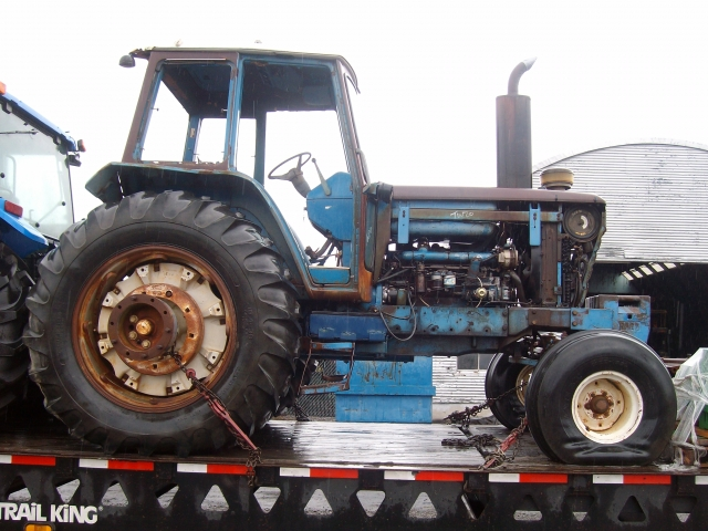 Ford - New Holland TW20