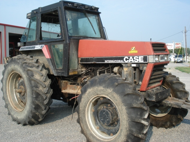 Ups Truck For Sale >> Case 2294 salvage tractor at Bootheel Tractor Parts