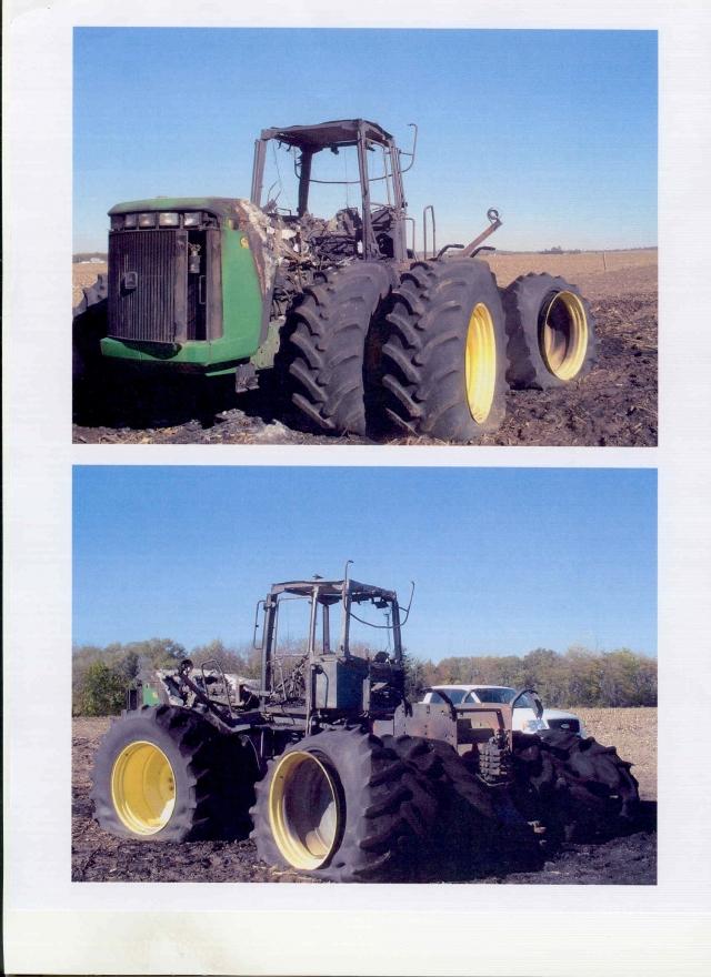 John Deere 9300 Picture 1