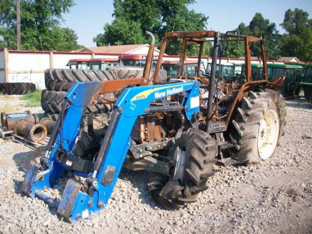Ford - New Holland T5060 Picture 1