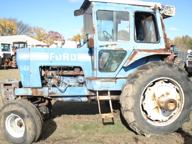 Ford - New Holland 9600 Picture 1