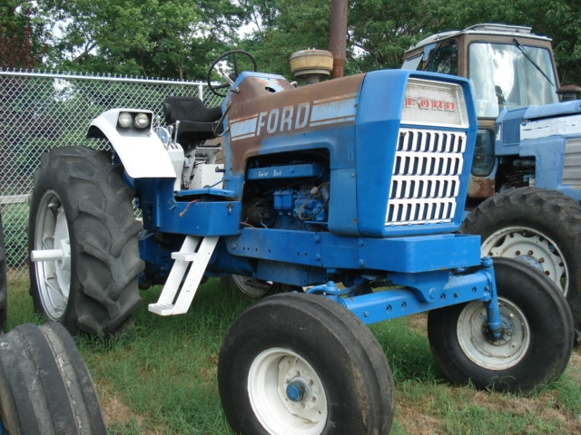 Ford - New Holland 8600 Picture 1