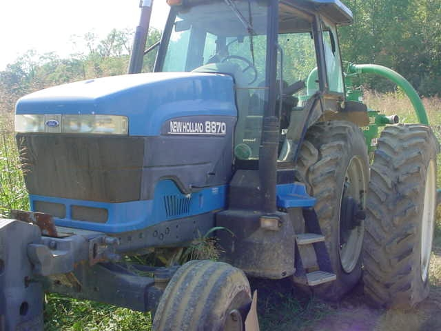 Ford - New Holland 8870