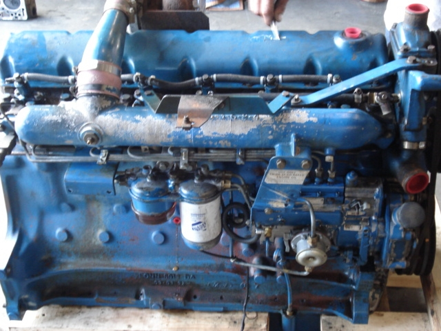 New Tractor Motors : Engine ford rebuilt tractor
