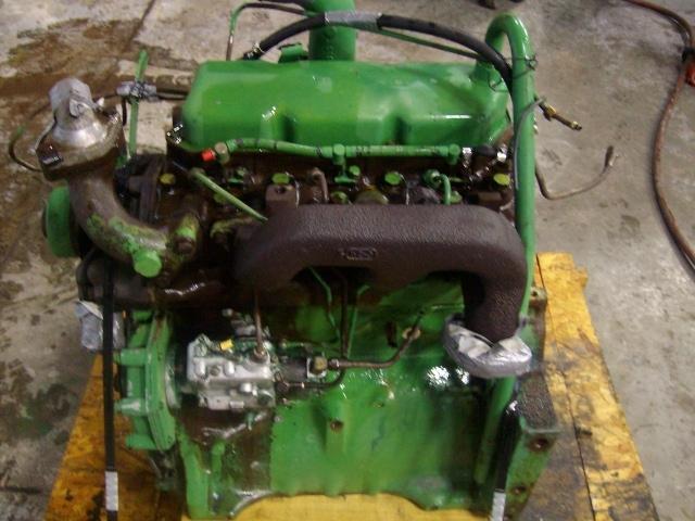 John Deere 1020 Engine : Forbidden