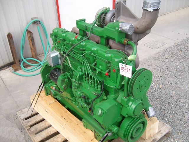 JD 4250 for Sale http://www.bootheeltractorparts.com/tractor-engines/john-deere-4250-85397-fj.html