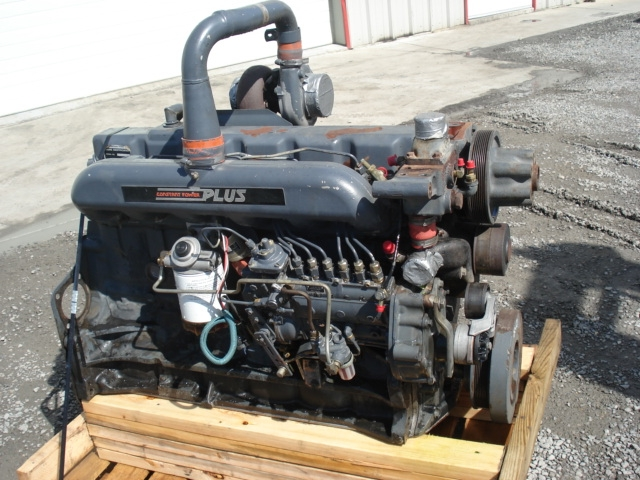 Tractor engines ford new holland