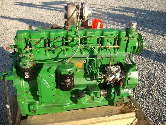 John Deere Engines John Deere 7700