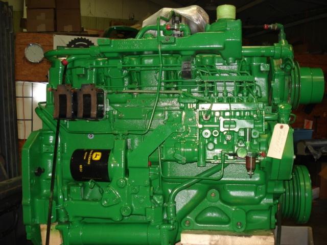 John Deere Engines John Deere 8630