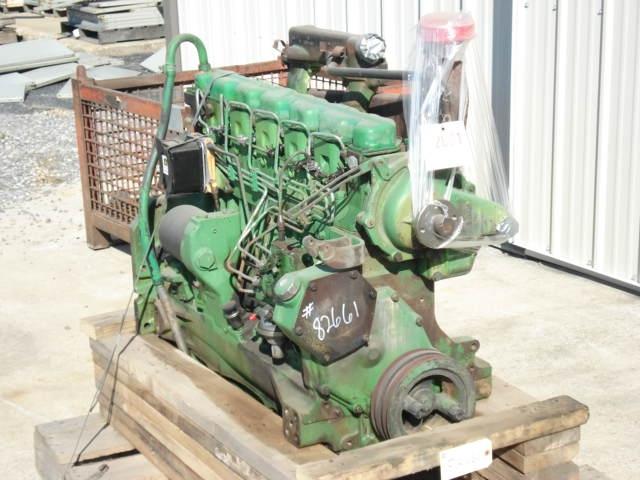John Deere Engines John Deere Tractor Engine