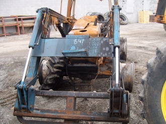 Ford - New Holland 7411 loader
