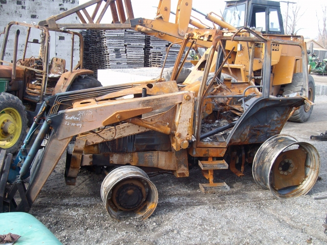 Tractor Front Loader Parts : Forbidden