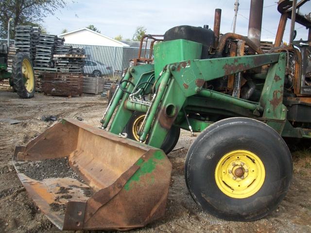 John Deere Tractor Backhoe Parts : Forbidden