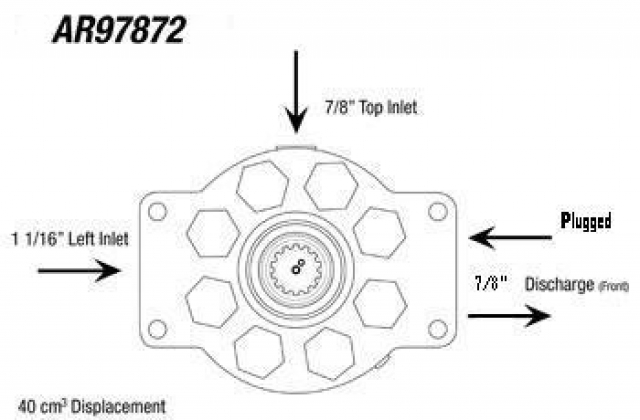 parts for 574 diesel