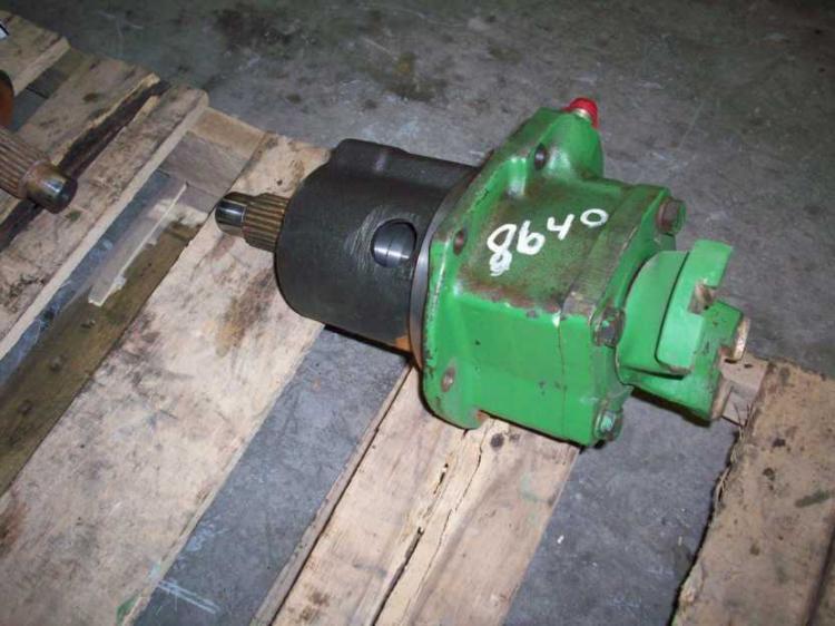 John Deere Pto Parts : Ar a john deere pto clutch bootheel tractor
